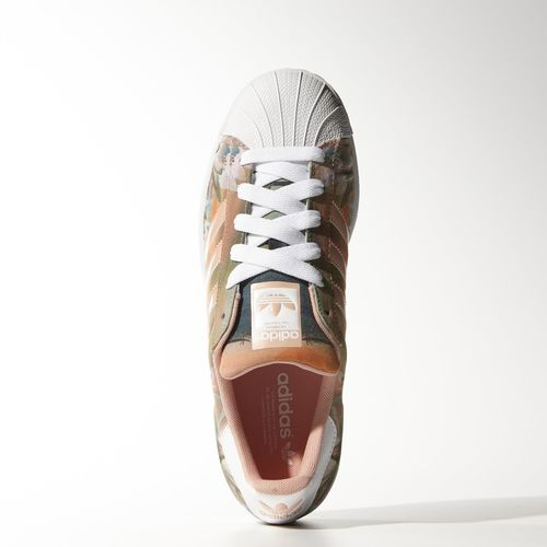 Adidas Pink Dust