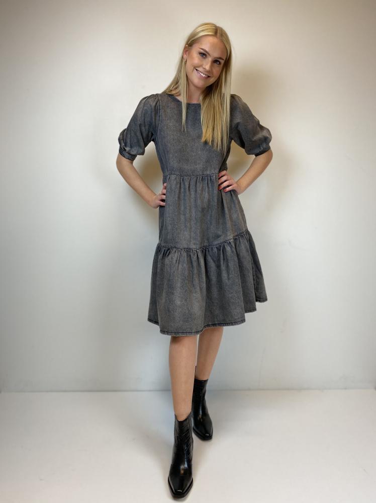 Gestuz Sammi Dress Washed Black